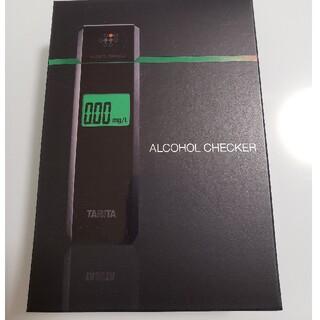 タニタ(TANITA)の新品タニタ アルコールチェッカー(アルコールグッズ)