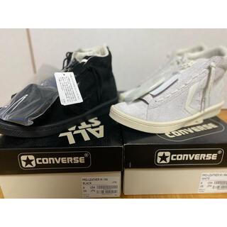 CONVERSE - 新品 コンバース ノンネイティブ pro leather 26cm 2足セット