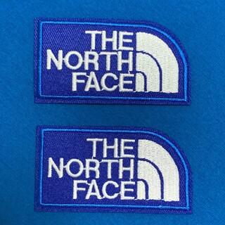 THE NORTH FACE - 2枚セット! ノースフェイス アイロンワッペン