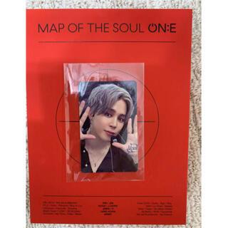 防弾少年団(BTS) -  BTS 公式 トレカ ジミン MAP OF THE SOUL ON:E DVD