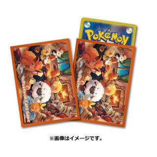 ポケモン - ポケモンカードゲーム デッキシールド ほんわかぽかぽか Pokémon ポケカ