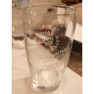ロイヤルコペンハーゲン(ROYAL COPENHAGEN)のroyal copenhagen ローヤルコペンハーゲン グラス(グラス/カップ)