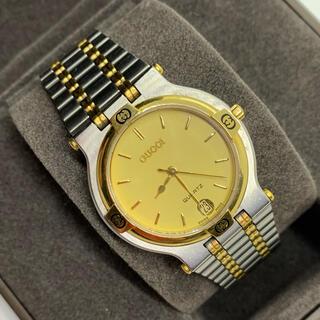 Gucci - GUCCI☆ボーイズ腕時計☆9000M