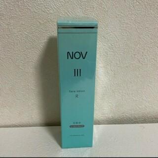 NOV - NOVⅢ ノブⅢ フェイスローションR 化粧水 しっとりタイプ