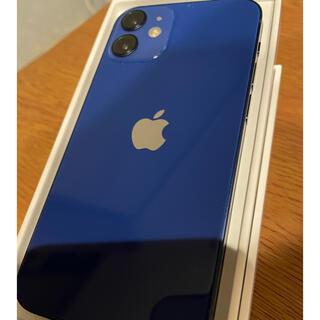 Apple - アップル iPhone12 mini 64GB ブルー SIMフリー