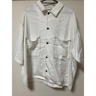 ウィゴー(WEGO)の白 メンズトップス(Tシャツ/カットソー(半袖/袖なし))