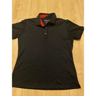 TaylorMade - テーラーメイドレディース黒ポロシャツ