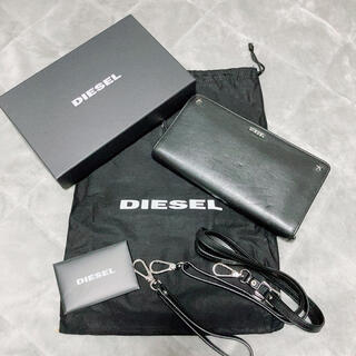 DIESEL - 【新品】DIESEL ショルダー 長財布 ディーゼル