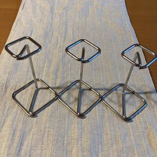 ニトリ(ニトリ)のニトリ 歯ブラシスタンド コップスタンド (ダブル)& (シングル)  2点(歯ブラシ/歯みがき用品)