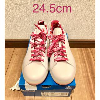 adidas - 新品タグ付き adidas×marimekko スタンスミス 24.5