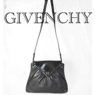 GIVENCHY - GIVENCHY ミニショルダーバッグ レザー
