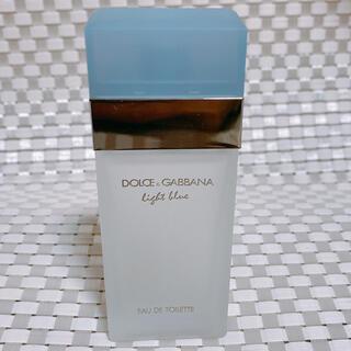 DOLCE&GABBANA - 【美品】ドルチェ&ガッバーナ ライトブルー 25ml