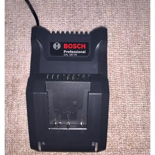 ボッシュ(BOSCH)のBOSCH 充電器 GAS18V-40(工具/メンテナンス)