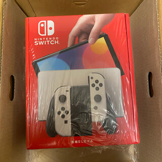 Nintendo Switch - 【新品】Nintendo Switch 有機ELモデル ホワイト