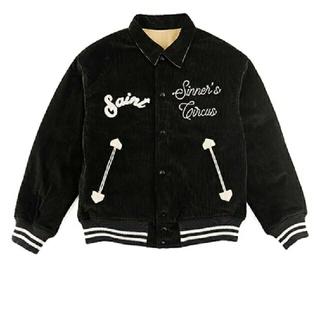 SAINT MICHAEL CORDUROY JACKET BLACK XL