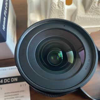 SIGMA - 美品 SIGMA 16mm F1.4 DC DN キャノン  EF-Mマウント
