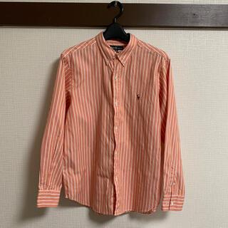 ポロラルフローレン(POLO RALPH LAUREN)のポロラルフローレン ストライプシャツ(ポロシャツ)