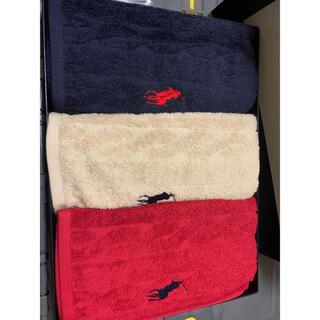 ポロラルフローレン(POLO RALPH LAUREN)のラルフローレン スポーツタオル3枚(タオル/バス用品)