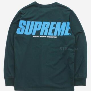 Supreme - Trademark L/S Top