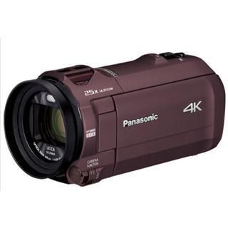 Panasonic - 【新品未使用】Panasonic 4Kビデオカメラ HC-VX992M-T