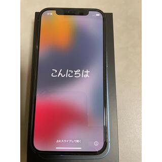 Apple - iPhone 12 pro パシフィックブルー 256GB