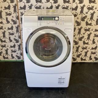 121  送料設置無料 デザインドラム式洗濯機 人気モデル