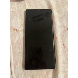 SAMSUNG - Galaxy Note10+ オーラグロー 楽天端末 Sペン青あり