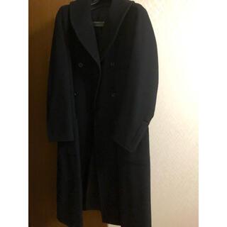 Yohji Yamamoto - ヨウジヤマモト  へちま襟コート