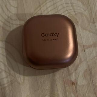 ギャラクシー(Galaxy)のGalaxy Buds Live ゴールド (ヘッドフォン/イヤフォン)