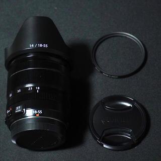富士フイルム - フジフイルム(FUJIFILM) XF 18-55mm F2.8-4 R LM