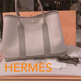 Hermes - 超美品 HERMES エルメス ガーデンパーティ TM