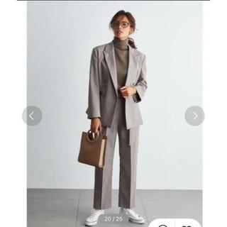 ミラオーウェン(Mila Owen)のセットアップ ジャケット パンツ 人気完売品(テーラードジャケット)