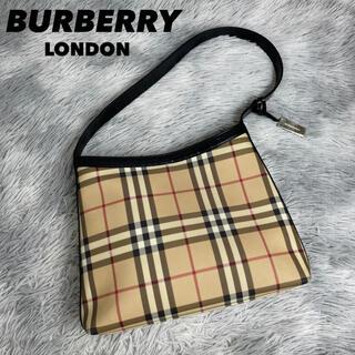 バーバリー(BURBERRY)の●BURBERRY●バーバリー ワンショルダーバッグ ノバチェック(ショルダーバッグ)