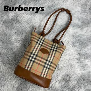 バーバリー(BURBERRY)の●Burberrys●バーバリーズ ショルダーバッグ ノバチェック(ショルダーバッグ)