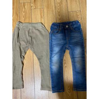 マーキーズ(MARKEY'S)の【90.95サイズ】子供用 ズボン 3枚セット(パンツ/スパッツ)