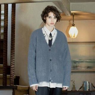 SUNSEA - DAIRIKU 21aw Molly Mohair Knit Cardigan