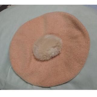 リリーブラウン(Lily Brown)のリリーブラウン*ベレー帽(ハンチング/ベレー帽)