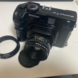 new mamiya 6 mf 75mmレンズセット マミヤ6