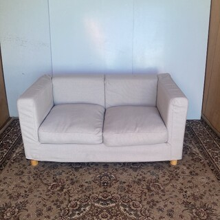 MUJI (無印良品) - 送料設置無料 無印良品 人気のラブソファー