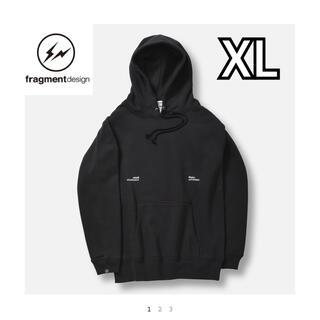 FRAGMENT - retaw FRAGMENT FRAGRANCE XL ブラック