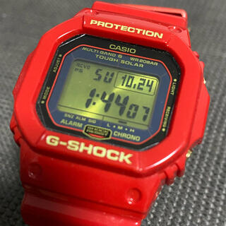 G-SHOCK - G-SHOCK   GW-M5630A メンズ  CASIO 電波ソーラー レア