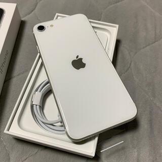 【新品】Apple iPhoneSE 第2世代 64GB 白 ホワイト 本体