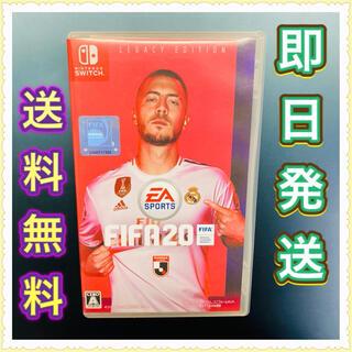 Nintendo Switch - 【匿名配送・即日発送】FIFA20 LEGACY EDITION switch