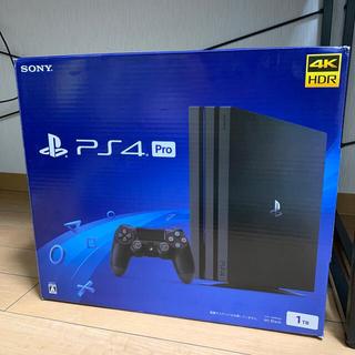 PlayStation4 - PlayStation4 Pro 1TB 本体 CUH-7200BB01