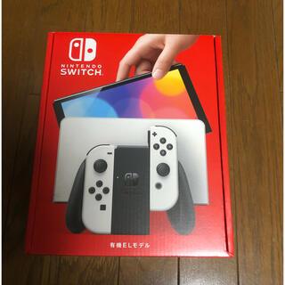 任天堂 - Nintendo Switch 有機ELモデル本体(ホワイト)