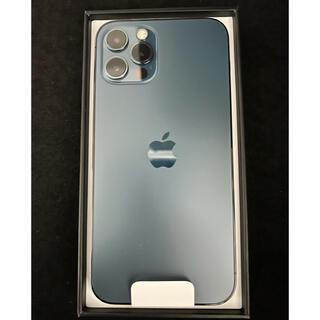 Apple - iPhone 12 pro パシフィックブルー 256 GB SIMフリー