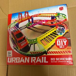 おもしろ雑貨 玩具エレクトリックレイルカー URBAN RAIL レールカー(電車のおもちゃ/車)