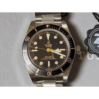チュードル(Tudor)のTudor チューダー オマージュウォッチ ブラックベイ58 ブラック(腕時計(アナログ))