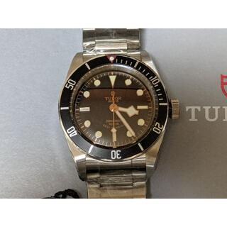 チュードル(Tudor)のTudor チューダー オマージュウォッチ ブラックベイ 希少 小薔薇(腕時計(アナログ))