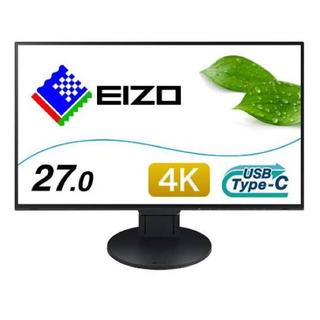 EIZO  PCモニター EV2785-BK FlexScan 27型 4K
